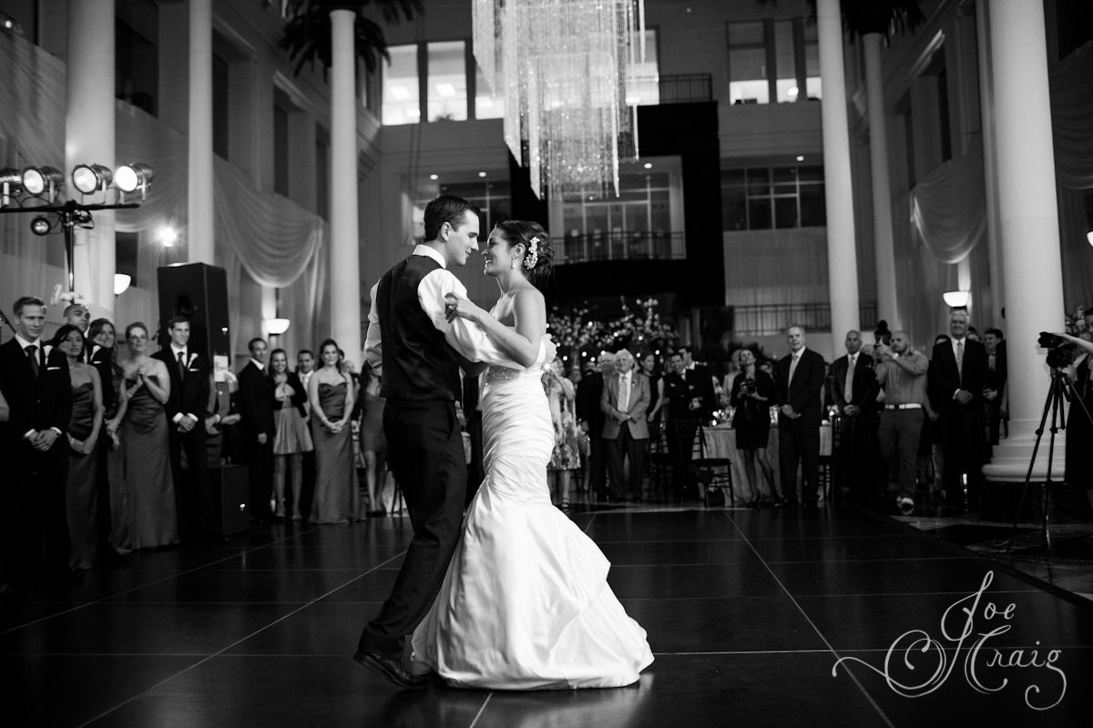 Curtis Center Wedding
